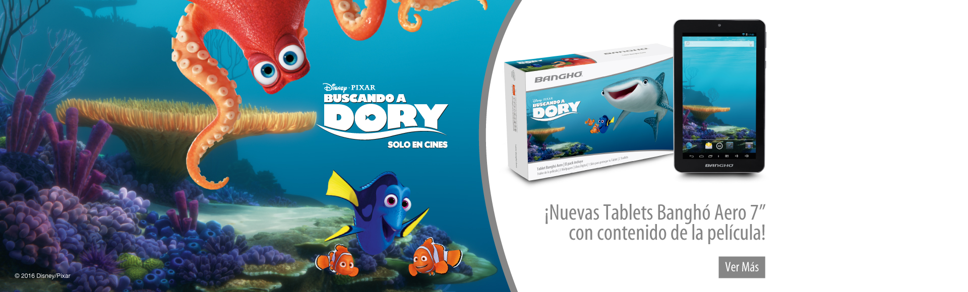 Tablet Dory