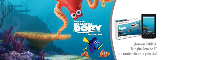 Banner Dory Mobile