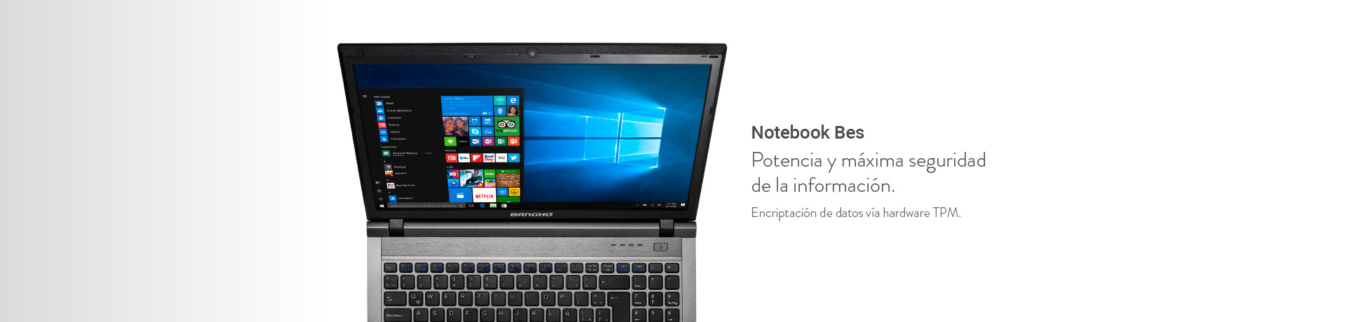 PYMES / Notebook Bes