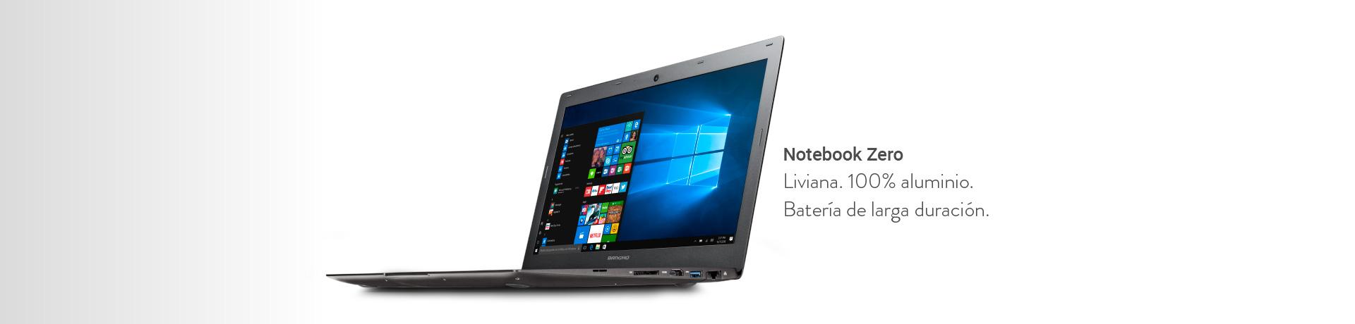 Grandes Empresas / Notebook Zero