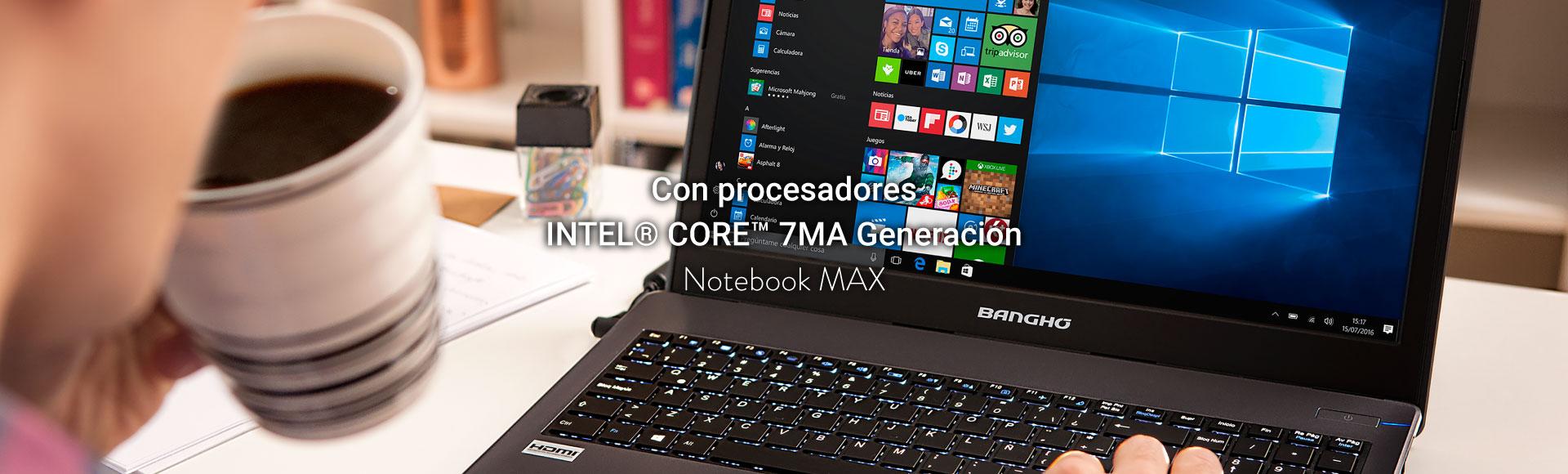 Max 7ma generación Lifestyle