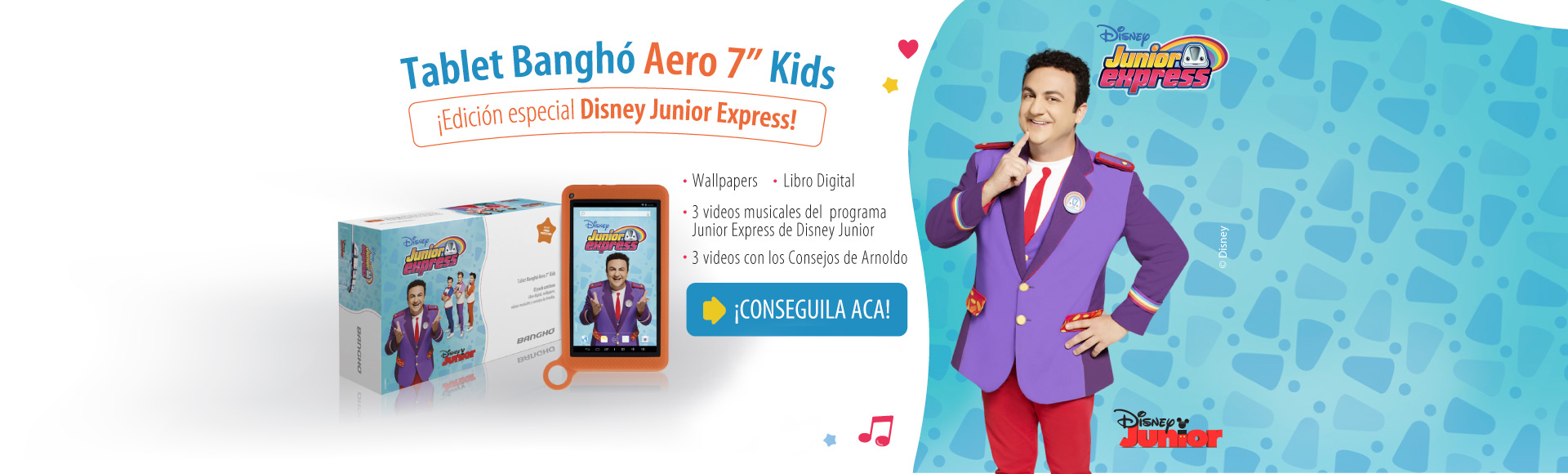 Tablet Disney