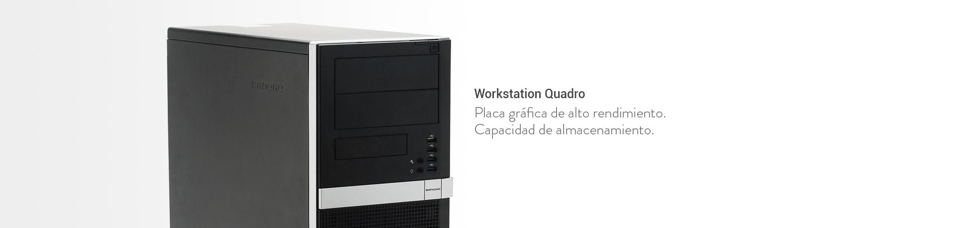 Grandes Empresas / Workstation