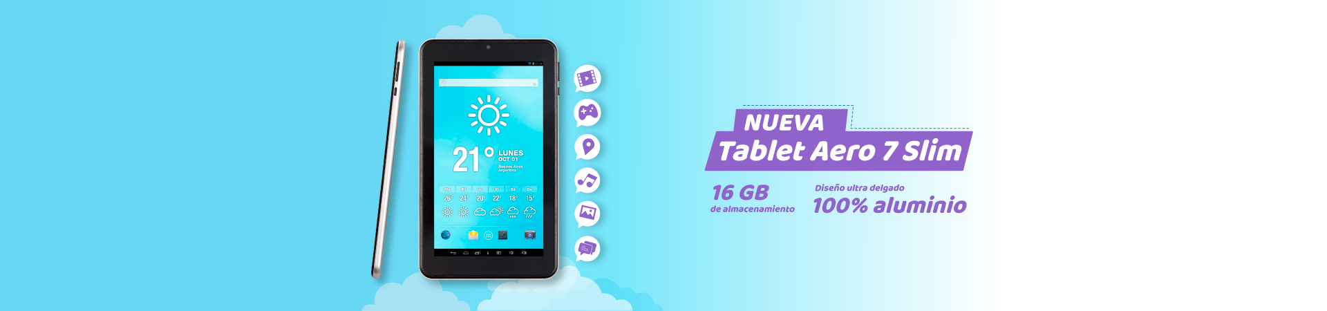 Tablet 7 Slim