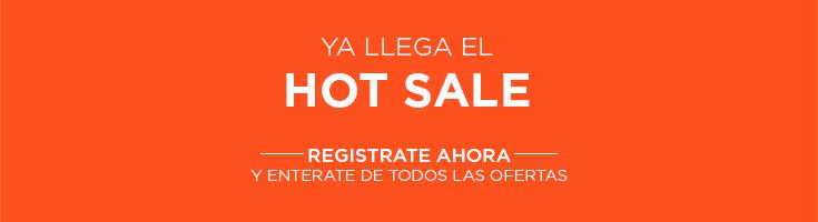 Hot Sale Registración