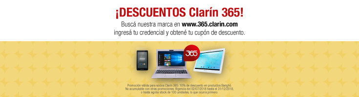 Clarin 365/ PREFOOTER