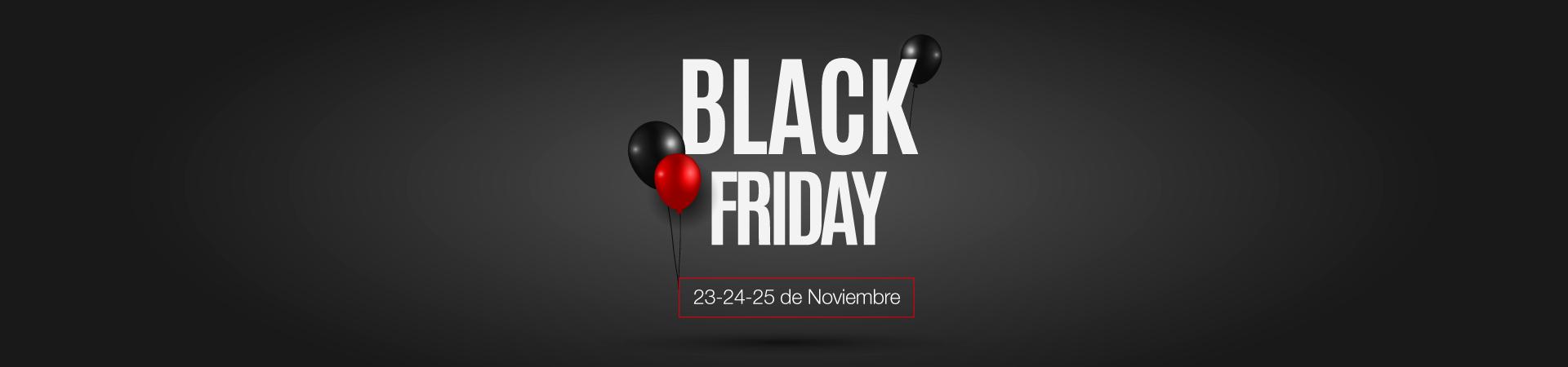 Black Friday Sin botón
