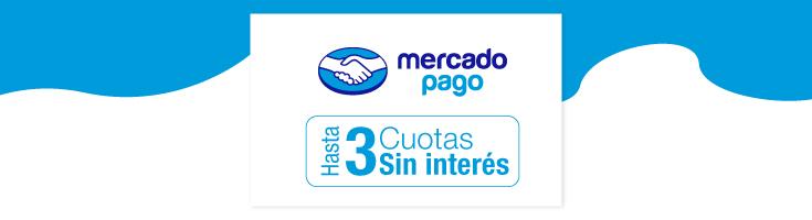 MercadoPago 3sin interes