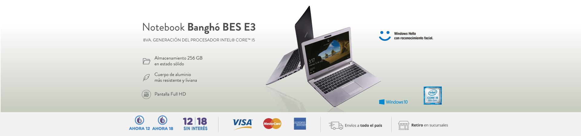BES E3 - Jueves a Domingo