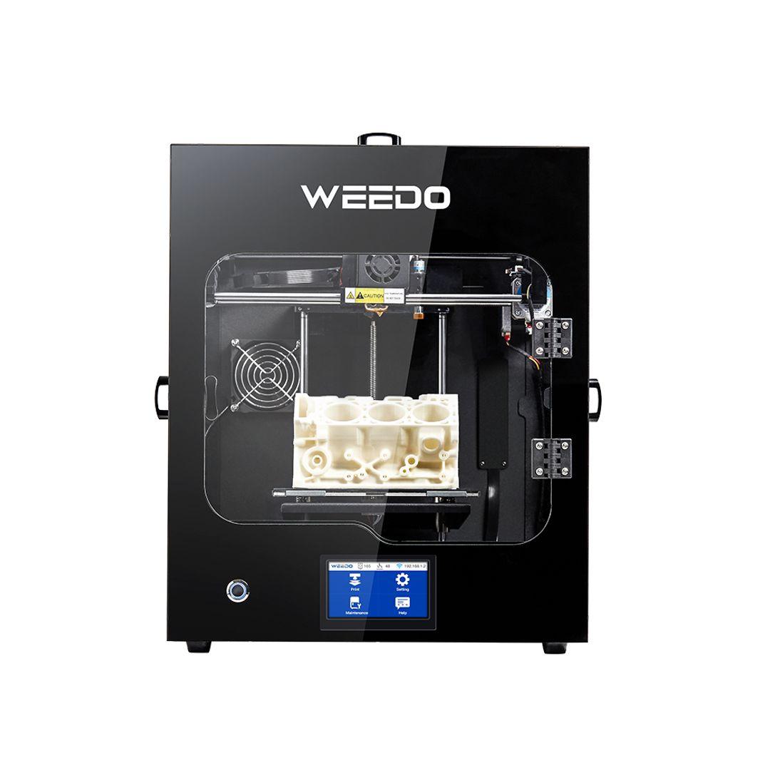 impresora 3d weedo