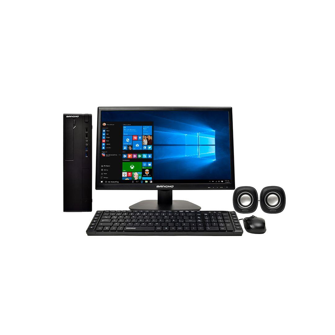 Pc completa optima b07 i3 computadoras escritorio