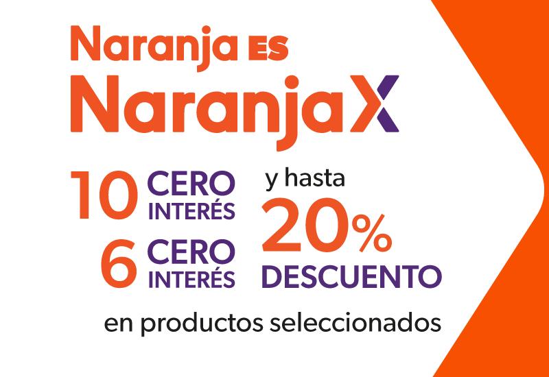 Banner - Naranja - Mobile