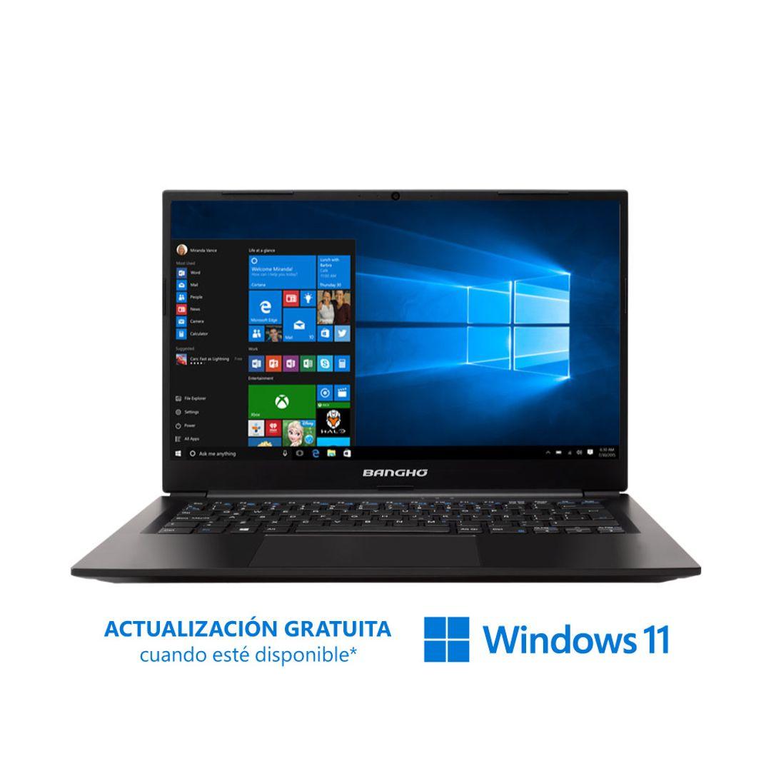 notebook max L4 i1 intel celeron windows 11